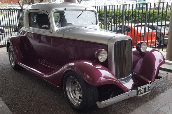 Auto Chevrolet 1933