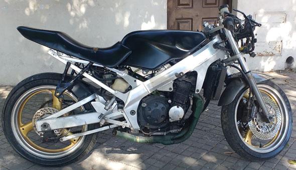 Moto Suzuki GSXR 250