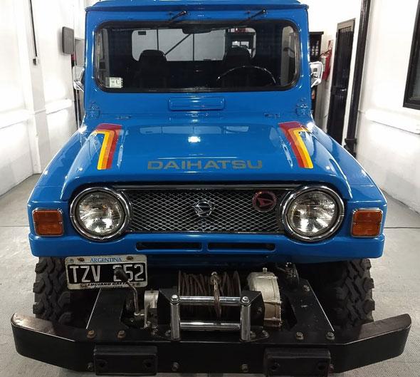 Auto Daihatsu Taft Diesel 4x4