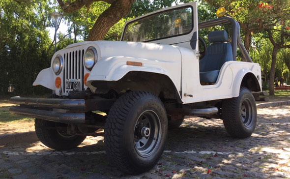 Car Jeep IKA 4x4