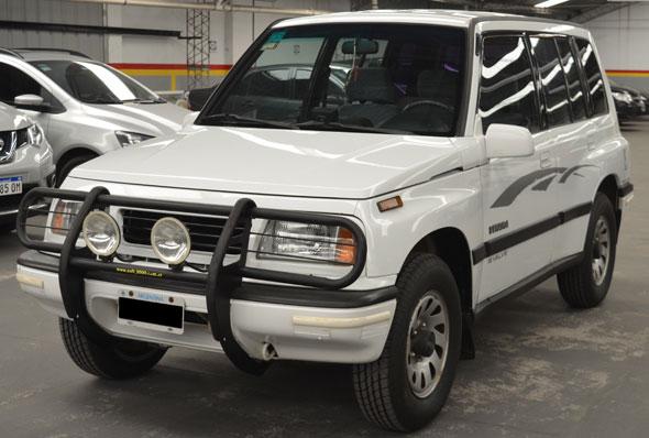 Auto Suzuki Vitara 1.6 Jlx 5p 1997