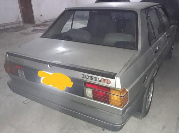 Auto Volkswagen Gacel 1.8