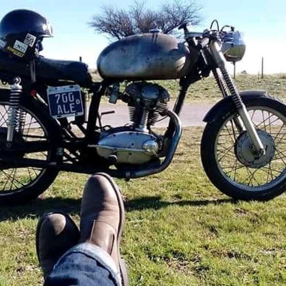 Moto Ducati 1961