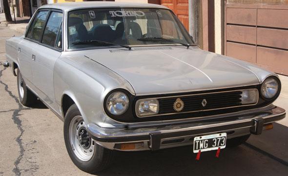 Auto Torino Renault GR 1981 Serie 629-4700