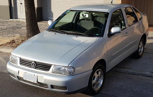 Car Volkswagen Polo Classic 2001