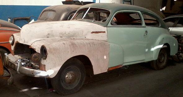 Auto Chevrolet 1947