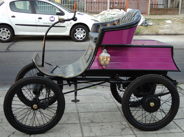 Car Guise Stanhope