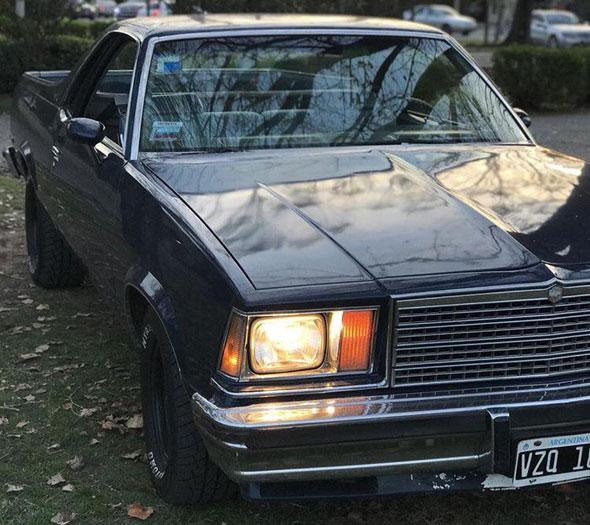 Car Chevrolet El Camino