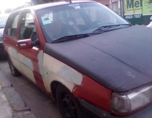 Car Fiat Tipo 1.6 1994