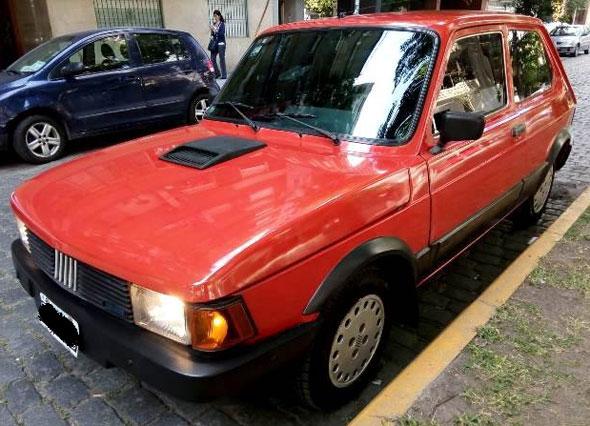 Auto Fiat 147 Spazio Tr 1.4
