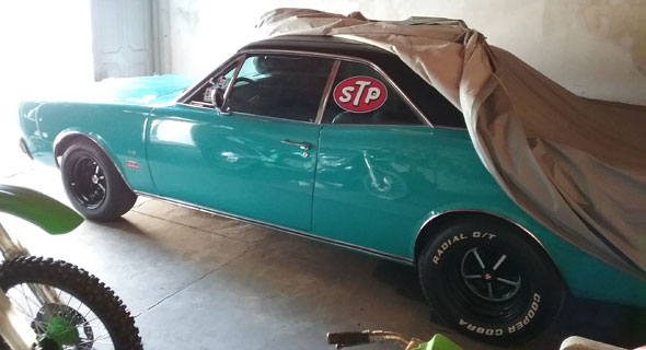 Auto Dodge GTX