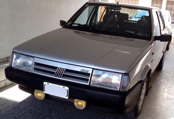 Car Fiat Regatta SC