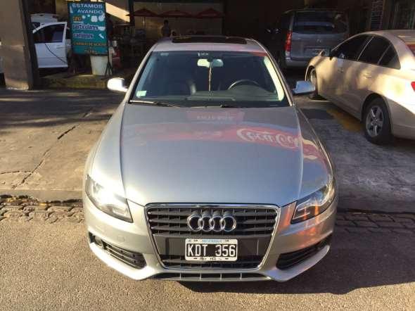 Car Audi A4 2.0 T FSI 2011