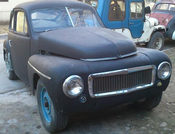 Auto Volvo PV 444