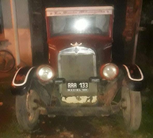 Car Chrysler 1928