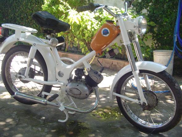 Zanela 48 1960 Motorcycle