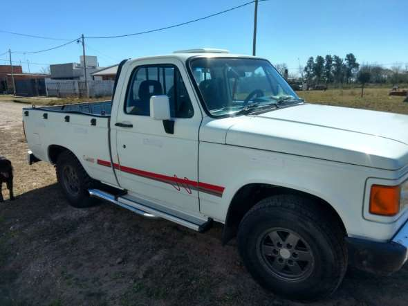 Auto Chevrolet Pick Up D20 Turbo Plus