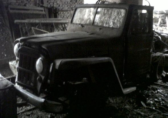 Car Estanciera 1960 Aprox