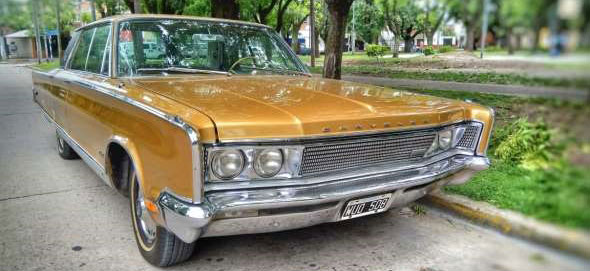 Auto Chrysler New Yorker