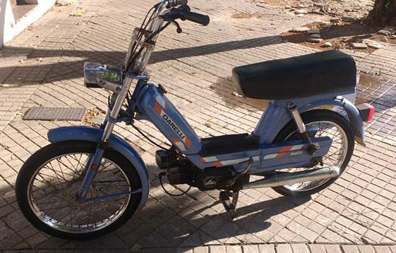 Garelli Matic Motorcycle
