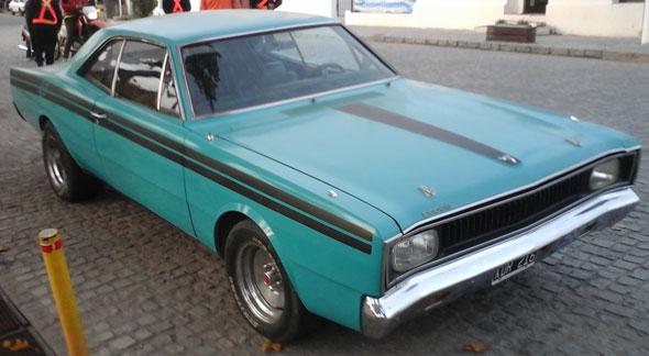 Car Dodge Polara RT