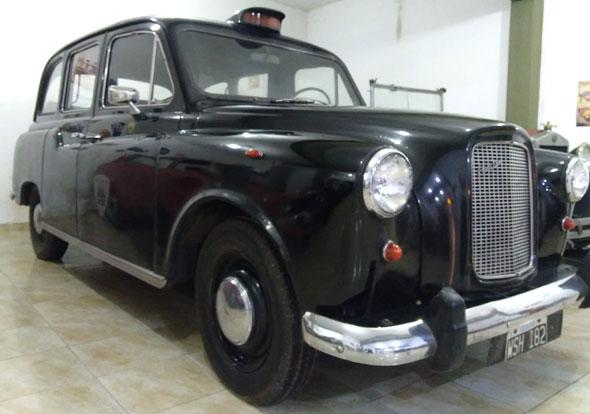 Auto Austin 1968