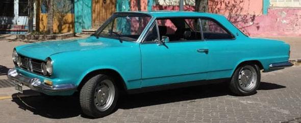 Auto Torino TS