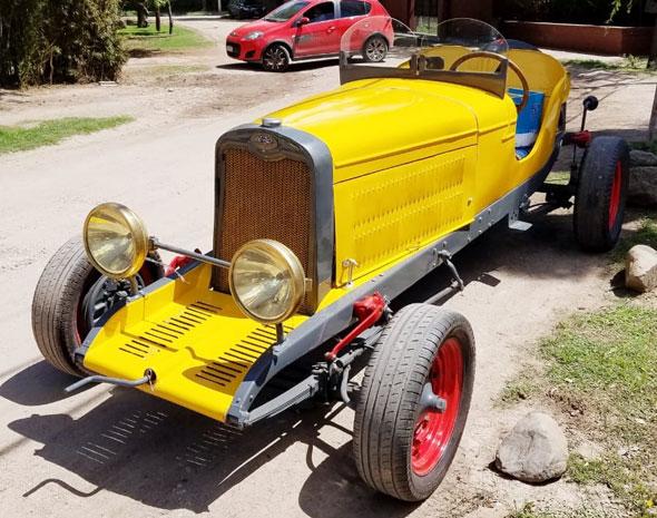 Car Chevrolet Baquet 1928