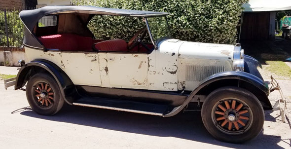 Car Dodge 1927