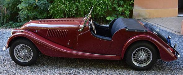 Auto Morgan Plus4