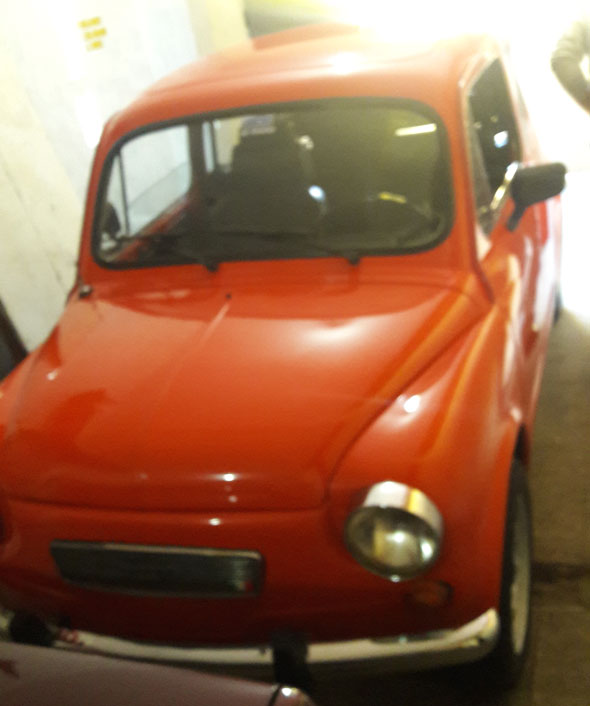 Auto Fiat 1979