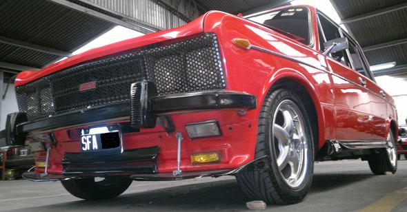 Auto Fiat Mirafiori