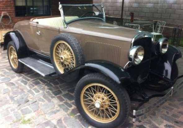 Car Chrysler/Plymouth 1928