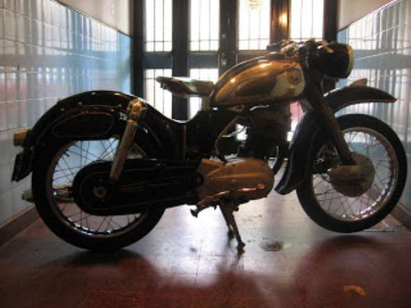 NSU Supermax Motorcycle