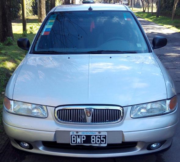 Auto Rover 416 SI