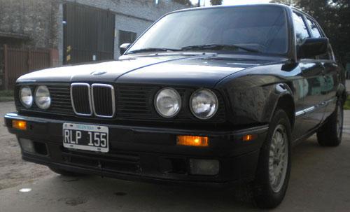 Auto BMW 1990