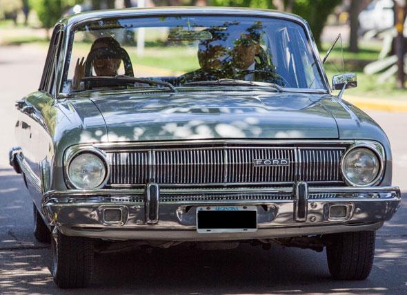 Auto Ford Falcon 1971