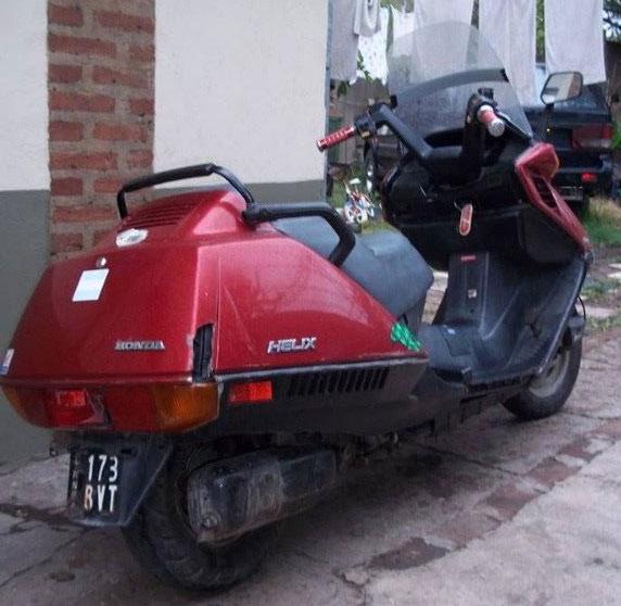 Moto Honda Helix 250 87 92
