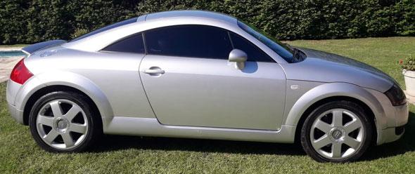 Auto Audi TT
