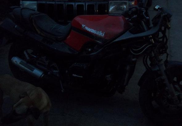 Kawasaki GPZ 1000 1986 Motorcycle