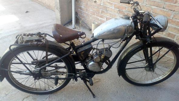 Puma Primera Serie Motorcycle
