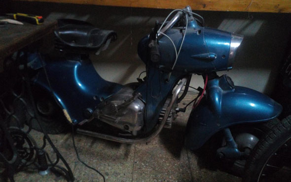 Moto Rumy 125