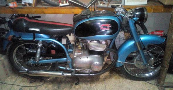 Moto Parilla 1962