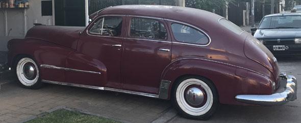 Auto Oldsmobile Hydra Matic 1947