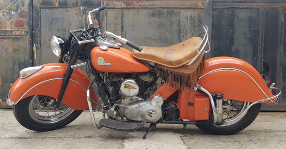 Moto Indian Chief 1200