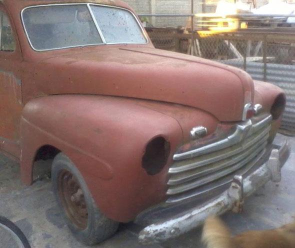 Auto Ford 1947