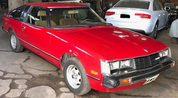 Auto Toyota Célica ST 1980