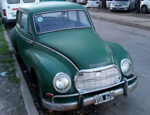 Auto DKW 1000S