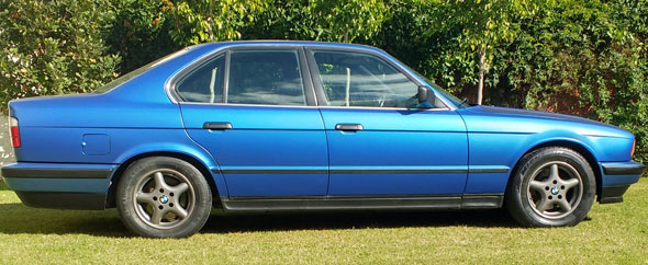 Auto BMW Serie 5 E34
