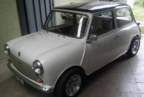 Auto Austin Mini 1000